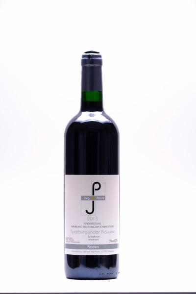 Spätburgunder Rotwein Spätlese trocken Jahrgang 2013