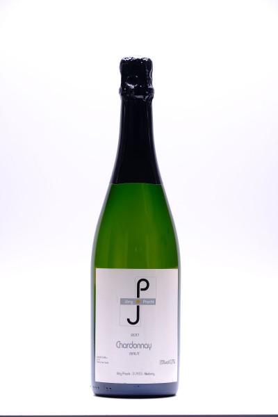 Chardonnay Sekt brut Jahrgang 2017